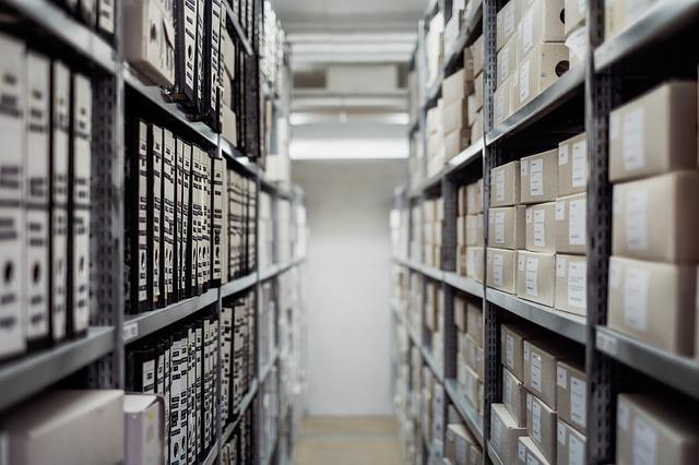 Arhivarea si pastrarea documentelor contabile si de resuse umane